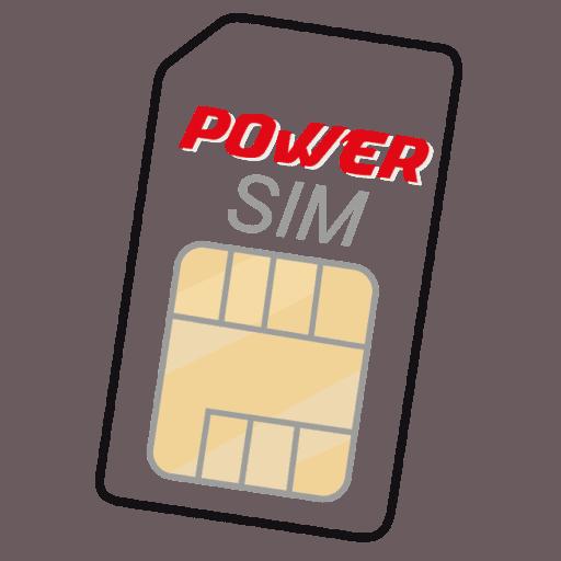 PowerSIMShop logo - die besten prepaid tarife