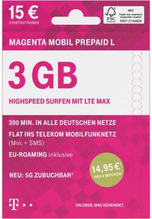 Magenta mobil Prepaid L